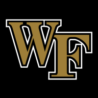 2007-Pres Wake Forest Demon Deacons Alternate Logo Light Iron-on Stickers (Heat Transfers)