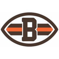 Cleveland Browns Alternate Logo Logo  Light Iron-on Stickers (Heat Transfers) version 2