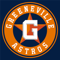 Greeneville Astros 2013-Pres Cap Logo Light Iron-on Stickers (Heat Transfers)