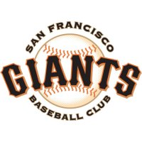 San Francisco Giants Alternate Logo  Light Iron-on Stickers (Heat Transfers) version 2