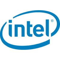 Intel logo light t shirt iron on transfer