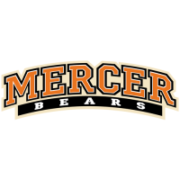 2007-Pres Mercer Bears Wordmark Logo Light Iron-on Stickers (Heat Transfers)