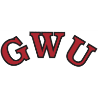 Gardner-Webb Bulldogs 1987-Pres Wordmark Logo Light Iron-on Stickers (Heat Transfers)