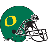 1999-Pres Oregon Ducks Helmet Logo Light Iron-on Stickers (Heat Transfers)