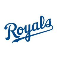 Kansas City Royals Script Logo  Light Iron-on Stickers (Heat Transfers) version 1