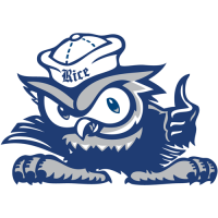 2010-Pres Rice Owls Misc Logo Light Iron-on Stickers (Heat Transfers)