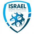 Israel Football Confederation Light Iron-on Stickers (Heat Transfers)