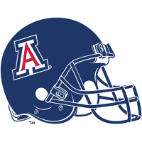 Arizona Wildcats 2004-Pres Helmet Logo Light Iron-on Stickers (Heat Transfers)