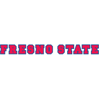 2006-Pres Fresno State Bulldogs Wordmark Logo Light Iron-on Stickers (Heat Transfers)