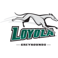 2002-Pres Loyola-Maryland Greyhounds Primary Logo Light Iron-on Stickers (Heat Transfers)
