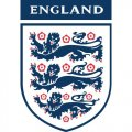 England Football Confederation Light Iron-on Stickers (Heat Transfers)