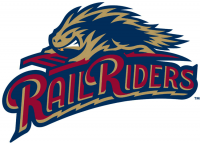 ScrantonWilkes-Barre RailRiders primary 2013 Light Iron-on Stickers (Heat Transfers)