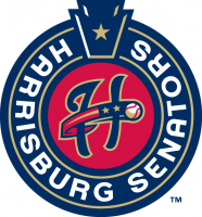 Harrisburg Senators 2013-Pres Primary Logo Light Iron-on Stickers (Heat Transfers)