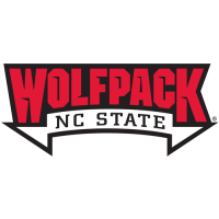 2006-Pres North Carolina State Wolfpack Wordmark Logo Light Iron-on Stickers (Heat Transfers)