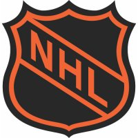 National Hockey League Primary Logo  Light Iron-on Stickers (Heat Transfers)