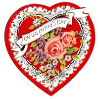 Valentine Day iron on transfers 3