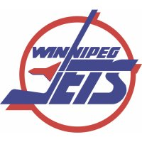 Winnipeg Jets Primary Logo  Light Iron-on Stickers (Heat Transfers)