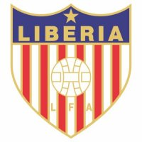 Liberia Football Confederation Light Iron-on Stickers (Heat Transfers)