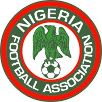 Nigeria Football Confederation Light Iron-on Stickers (Heat Transfers)