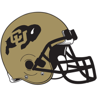 Colorado Buffaloes 2005-Pres Helmet Logo Light Iron-on Stickers (Heat Transfers)
