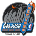 NBA All-Star Game Primary Logo  Light Iron-on Stickers (Heat Transfers)