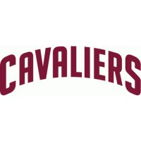 Cleveland Cavaliers Script Logo  Light Iron-on Stickers (Heat Transfers) version 1