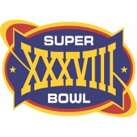 NFL Super Bowl Alternate Logo Logo  Light Iron-on Stickers (Heat Transfers)