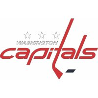 Washington Capitals Alternate Logo  Light Iron-on Stickers (Heat Transfers) version 3