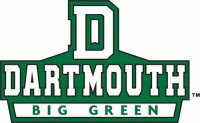 Dartmouth Big Green 2007-Pres Primary Logo Light Iron-on Stickers (Heat Transfers)