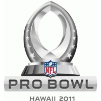 NFL Pro Bowl Primary Logo  Light Iron-on Stickers (Heat Transfers)