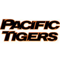 1998-Pres Pacific Tigers Wordmark Logo Light Iron-on Stickers (Heat Transfers)