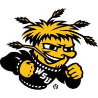 2010-Pres Wichita State Shockers Secondary Logo Light Iron-on Stickers (Heat Transfers)