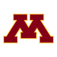 1986-Pres Minnesota Golden Gophers Alternate Logo Light Iron-on Stickers (Heat Transfers)