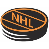 NHL Alternate Logo  Light Iron-on Stickers (Heat Transfers)