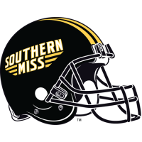 2003-Pres Southern Miss Golden Eagles Helmet Logo Light Iron-on Stickers (Heat Transfers)