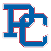 0-Pres Presbyterian Blue Hose Primary Logo Light Iron-on Stickers (Heat Transfers) Light Iron-on Stickers (Heat Transfers)