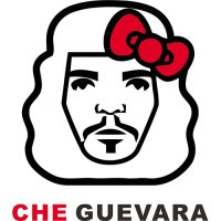 Guevara light t shirt iron on transfer