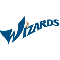 Washington Wizards Script Logo  Light Iron-on Stickers (Heat Transfers)