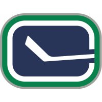 Vancouver Canucks Alternate Logo  Light Iron-on Stickers (Heat Transfers) version 2