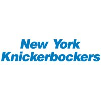 New York Knickerbockers Script Logo  Light Iron-on Stickers (Heat Transfers) version 1