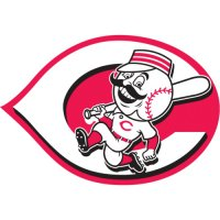 Cincinnati Reds Alternate Logo  Light Iron-on Stickers (Heat Transfers)