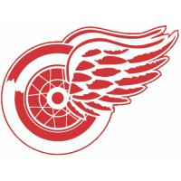 Detroit Red Wings Primary Logo  Light Iron-on Stickers (Heat Transfers)