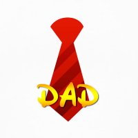 Father's Day T-shirts Light Iron On Stickers (Heat Transfers) 5