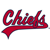 Peoria Chiefs wordmark logo(2005-2012)Light Iron-on Stickers (Heat Transfers) 01