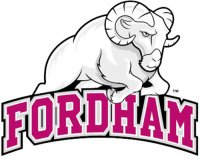 Fordham Rams 2009-Pres Primary Logo Light Iron-on Stickers (Heat Transfers)