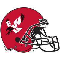 2000-Pres Eastern Washington Eagles Helmet Logo