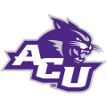 Abilene Christian Wildcats 2013-Pres Primary Logo Light Iron-on Stickers (Heat Transfers)