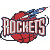 Houston Rockets Primary Logo  Light Iron-on Stickers (Heat Transfers)