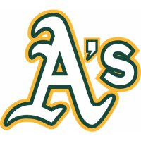 Oakland Athletics Cap Logo  Light Iron-on Stickers (Heat Transfers)