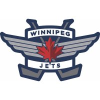 Winnipeg Jets Alternate Logo  Light Iron-on Stickers (Heat Transfers)